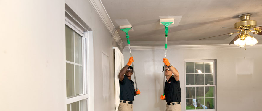 Amityville, NY fire smoke damage restoration